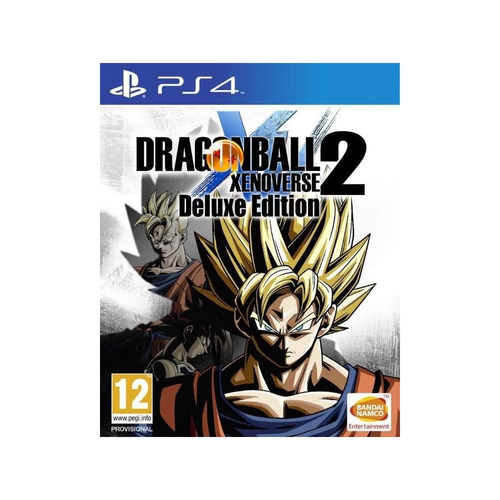 DRAGON BALL XENOVERSE 2 DELUXE PS4 FR NEW