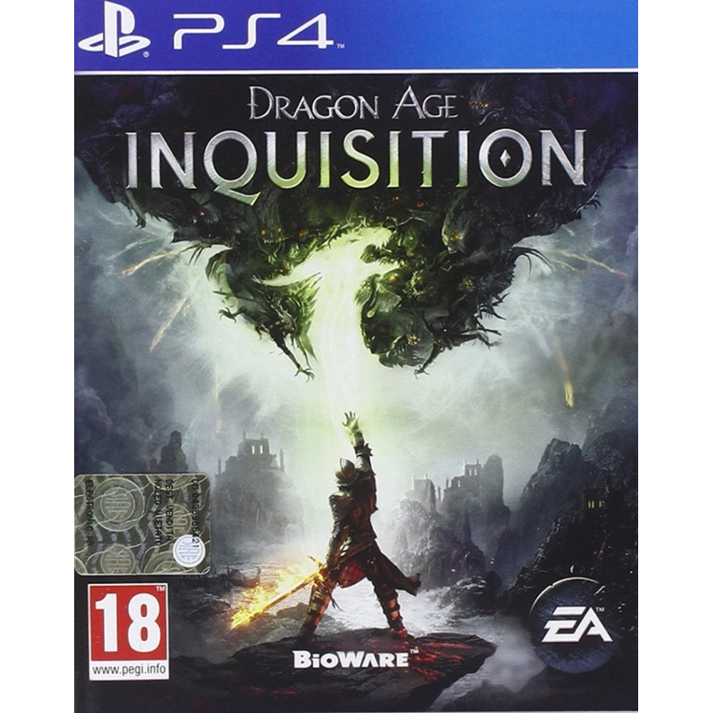 DRAGON AGE 3 INQUISITION PS4 FR OCCASION