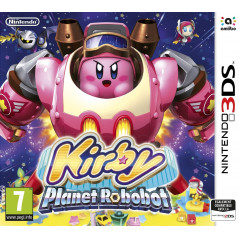 KIRBY PLANET ROBOBOT 3DS FR