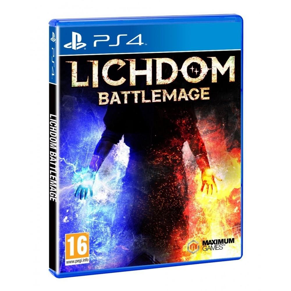 LICHDOM BATTLEMAGE PS4 UK