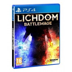 LICHDOM BATTLEMAGE PS4 UK
