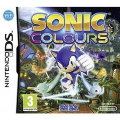 SONIC COLOURS NDS FR OCCASION