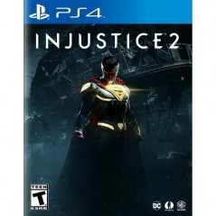 INJUSTICE 2 PS4 US OCCASION