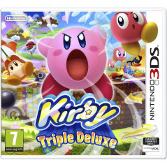 KIRBY TRIPLE DELUXE 3DS UK NEW