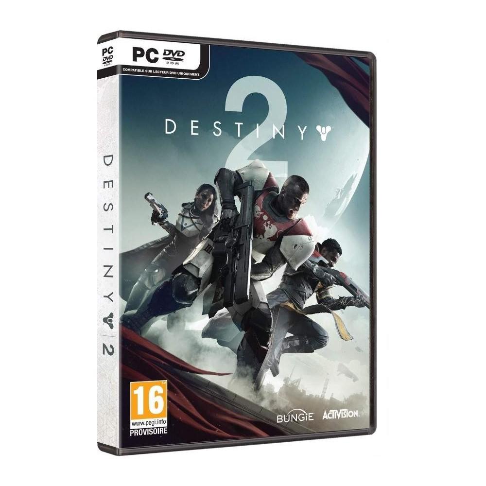 DESTINY 2 (CODE) PC FR NEW