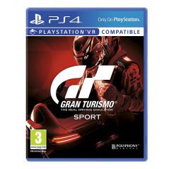GRAN TURISMO SPORTS PS4 FR OCCASION