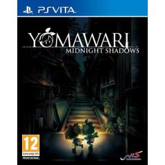YOMAWARI MIDNIGHT SHADOWS PSVITA UK NEW