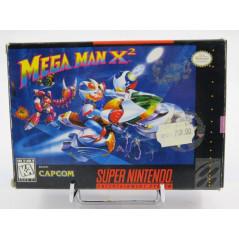 MEGA MAN X 2 SNES NTSC-USA OCCASION