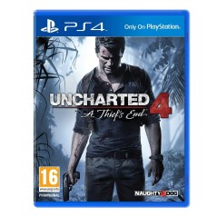 UNCHARTED 4 A THIEF S END PS4 UK