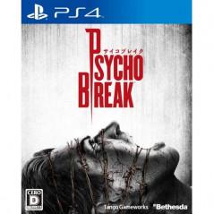 PSYCHO BREACK PS4 JPN OCCASION