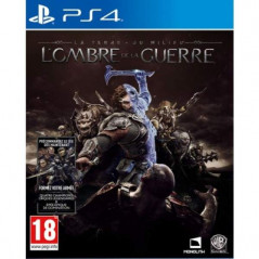 LA TERRE DU MILIEU L OMBRE DE LA GUERRE SHADOW OF WAR PS4 FR OCCASION