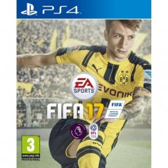 FIFA 17 DELUXE EDITION PS4 UK OCCASION