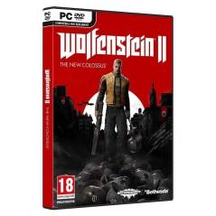 WOLFENSTEIN 2 THE NEW COLOSSUS PC FR NEW