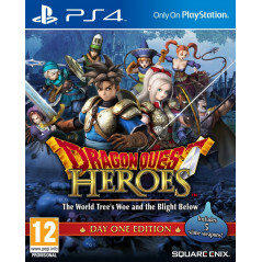 DRAGON QUEST HEROES ED.DAY PS4 UK OCC