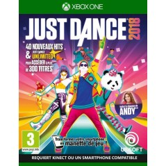 JUST DANCE 2018 XBOX ONE FR NEW