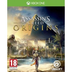 ASSASSIN S CREED ORIGINS XBOX ONE EURO FR NEW