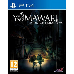 YOMAWARI MIDNIGHT SHADOWS PS4 FR NEW