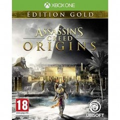 ASSASSIN S CREED ORIGINS GOLD XBOX ONE FR NEW