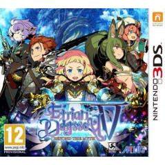 ETRIAN ODYSSEY V BEYOND THE MYTH 3DS PAL FR NEW