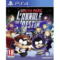 SOUTH PARK L ANNALE DU DESTIN PS4 EURO FR OCCASION
