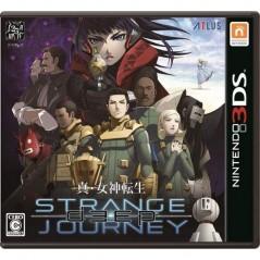 SHIN MEGAMI TENSEI DEEP STRANGE JOURNEY 3DS JPN NEW