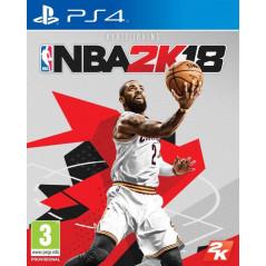 NBA 2K18 PS4 ESPAGNOL (AVEC TEXTE EN FRANCAIS) NEW