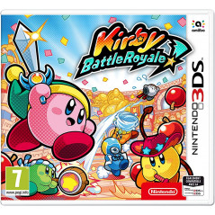KIRBY BATTLE ROYAL 3DS UK NEW