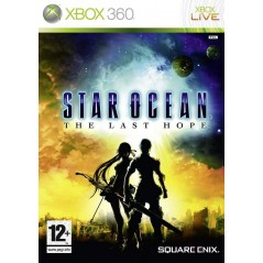 STAR OCEAN THE LAST HOPE XBOX 360 PAL-FR OCCASION