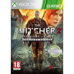 THE WITCHER 2 ASSASSINS OF KINGS ENHANCED EDITION (BEST SELLER) XBOX 360 PAL-FR OCCASION
