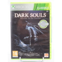 DARK SOULS PREPARE TO DIE EDITION (CLASSICS) XBOX 360 PAL-FR OCCASION