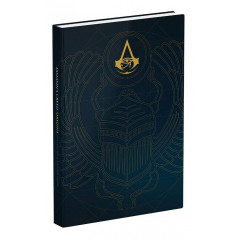 GUIDE ASSASSIN S CREED ORIGINS COLLECTOR PS4 FR NEW