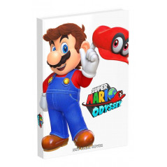 GUIDE SUPER MARIO ODYSSEY COLLECTOR FR NEW