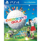 EVERYBODY S GOLF PS4 EURO FR NEW