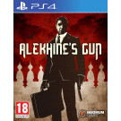 ALEKHINE S GUN PS4 UK