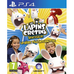 LES LAPINS CRETINS INVASION PS4 FR OCCASION