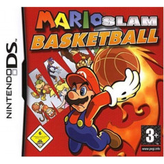 MARIO SLAM BASKETBALL NDS EURO OCCASION