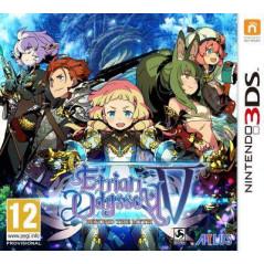 ETRIAN ODYSSEY V 3DS UK NEW