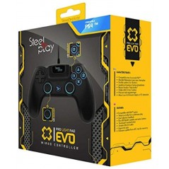 CONTROLLER STEELPLAY WIRED PS4 FR NEW