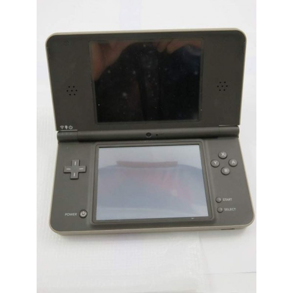 CONSOLE DSI XL DARK BROWN EURO OCCASION