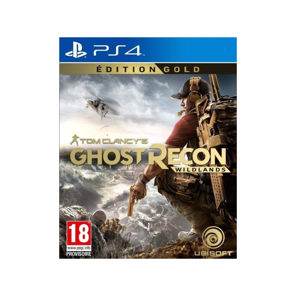 GHOST RECON WILDLANDS GOLD PS4 FRANCAIS OCCASION