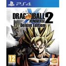DRAGON BALL XENOVERSE 2 DELUXE EDITION (JEU SIMPLE) PS4 FR OCCASION