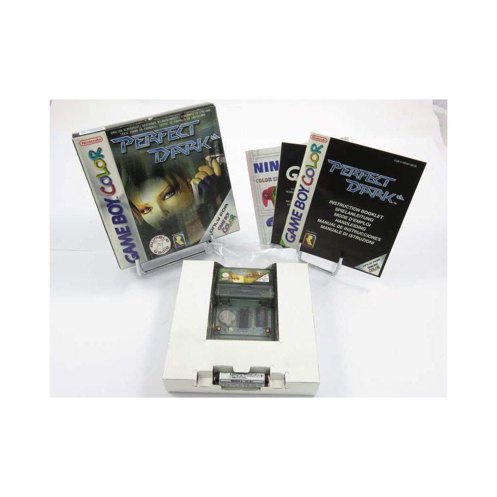 PERFECT DARK GAMEBOY COLOR NEU6 OCCASION