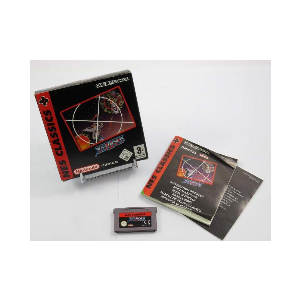 XEVIOUS GAMEBOY ADVANCE NES CLASSICS NEU6 OCCASION