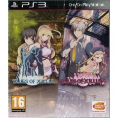 TALES OF XILLIA/TALES OF XILLIA 2 PS3 FR OCCASION