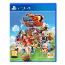 ONE PIECE UNLIMITED WORLD RED DELUXE EDITION PS4 UK NEW