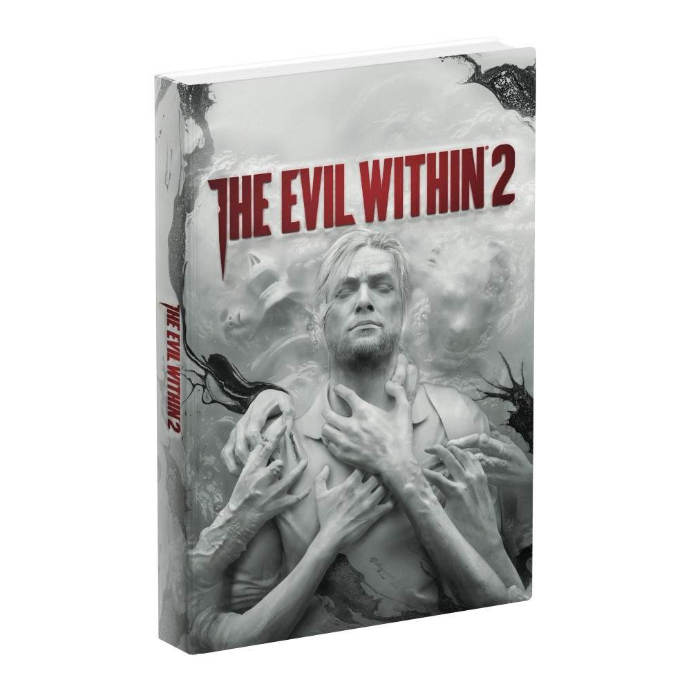 GUIDE THE EVIL WITHIN 2 COLLECTOR UK NEW