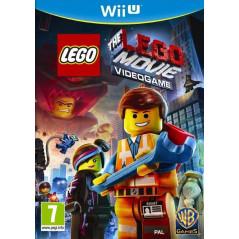 LEGO THE MOVIE WIIU PAL-EURO OCCASION
