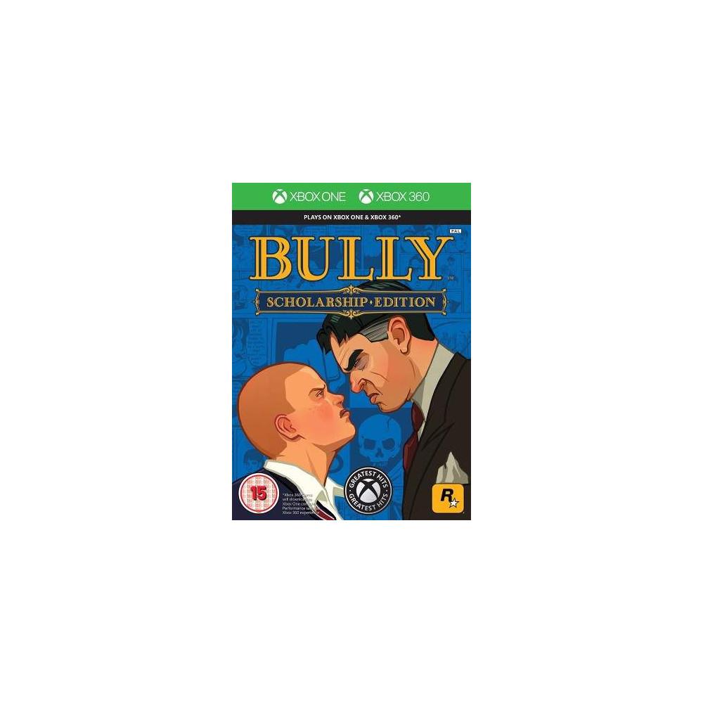 BULLY SCHOLARSHIP EDITION X360 UK NEW