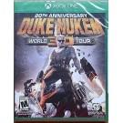 DUKE NUKEM 3D 20TH ANNIVERSARY WORLD TOUR XONE US NEW