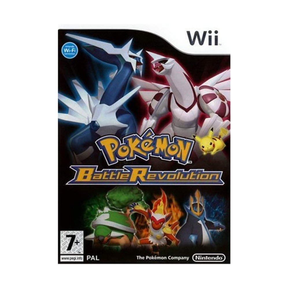 POKEMON BATTLE REVOLUTION WII PAL OCCASION